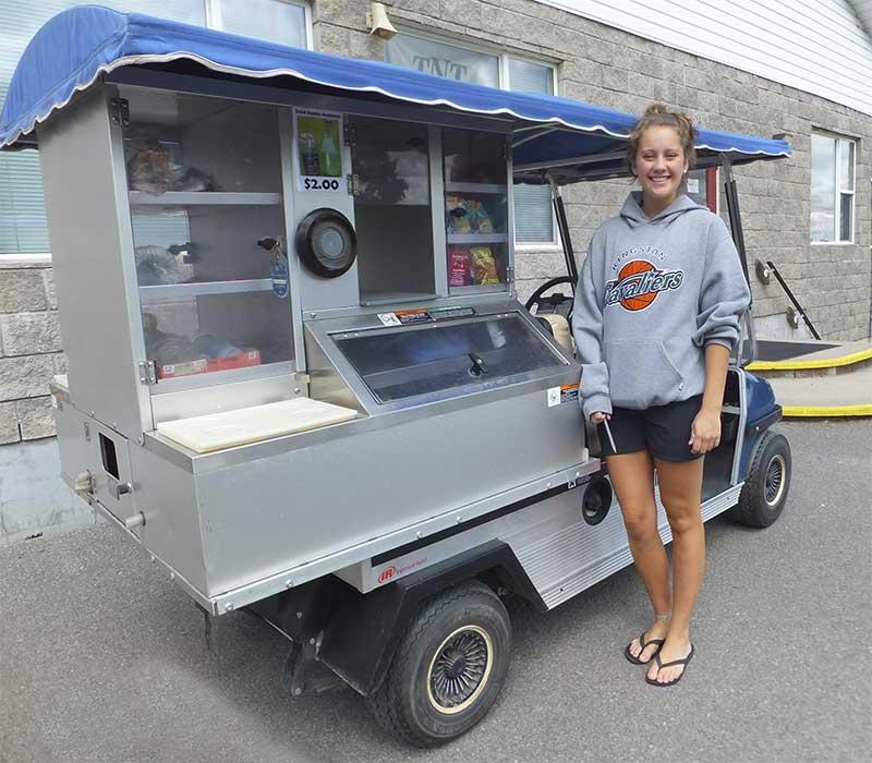 Bev-cart