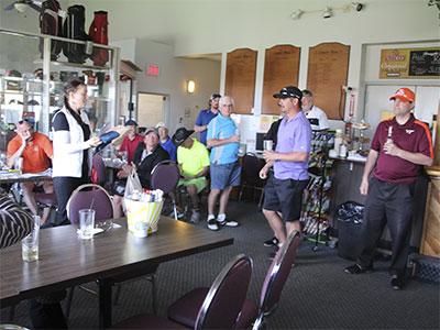 Golf-awards