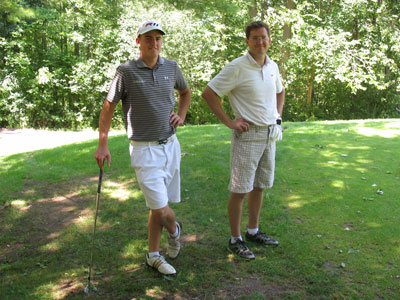 Golf-father-and-son