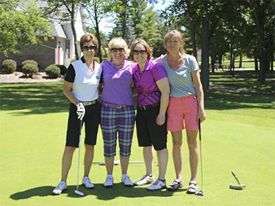 Golf-gals