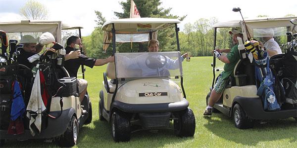 Golf-marshall