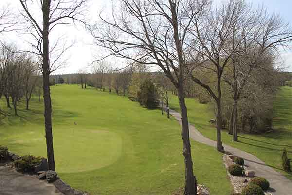 Golf-spring