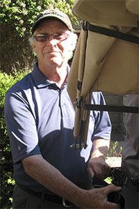 Golf-volunteer