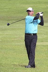 Golfer-aaron
