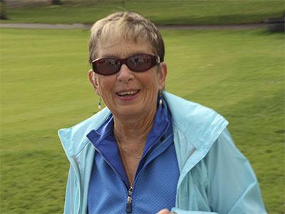 Golfer-donna