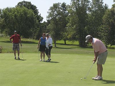 Golfers-camden-braes