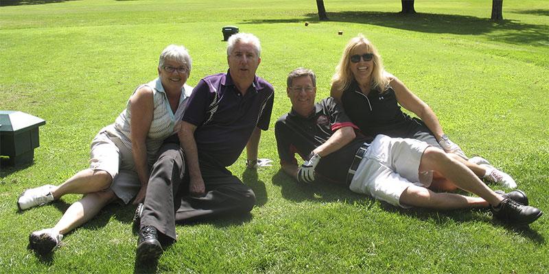 Golfers-kingston
