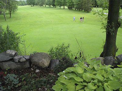 Golf-18-green