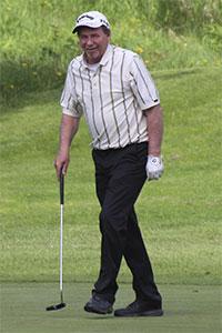 Golf-bob