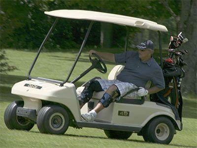 Golf-cart-ray