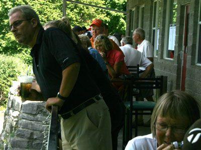 Golf-crowd