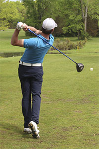 Golf-drive