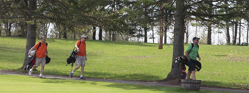 Golf-enter