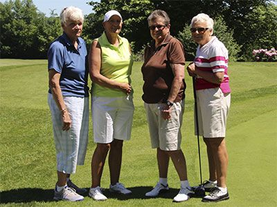 Golf-four