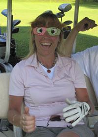 Golf-glasses