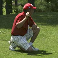 Golf-line-up