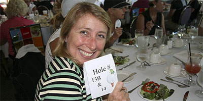 Golf-table-number
