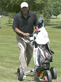 Golf-walker