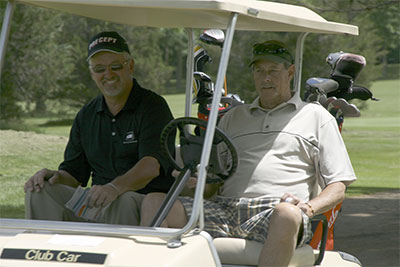 Golfers-milt