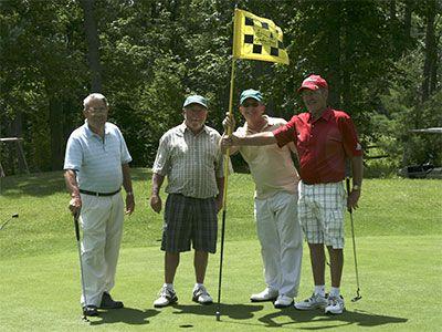 Green-golfers